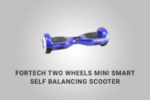 ForTech Two Wheels Mini Smart Self Balancing Scooter