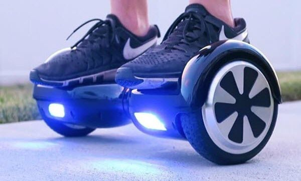 ForTech Two Wheels Mini Smart Self Balancing Scooters