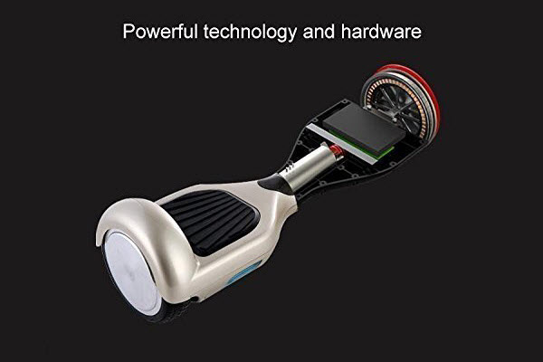 Hot Spot Smart Balancing Electric Sports Scooter
