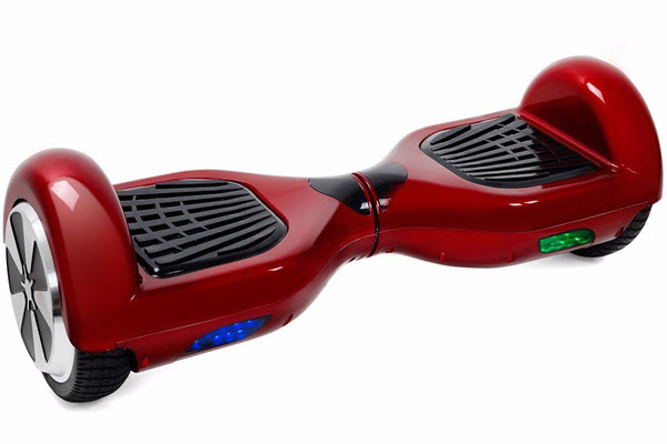 Side view of Powerboard by Hoverboard