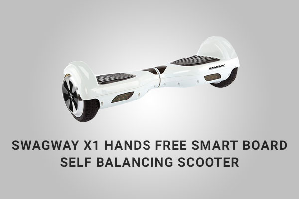 Swagway X1 Hands Free Smart Board Hoverboard