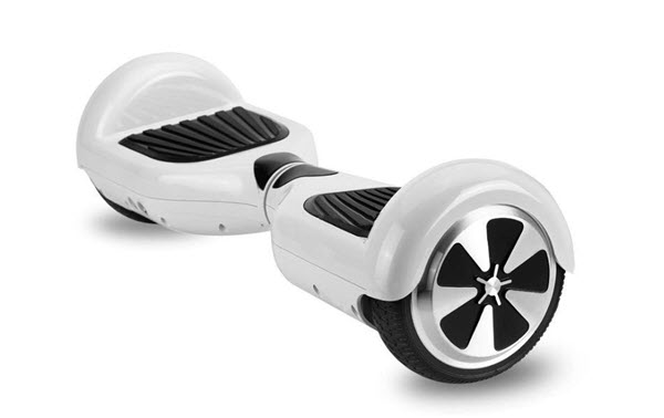 How A Self Balancing Scooter Works