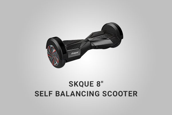 Skque 8 Inch Hoverboard Review