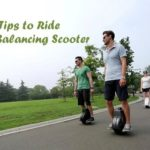 6 Tips You Should Know Before Riding The Self Balancing Scooter