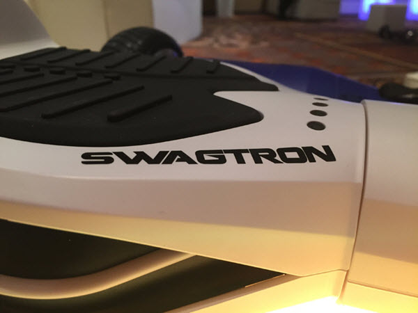 Swagtron T3 - Best Self Balancing Scooters