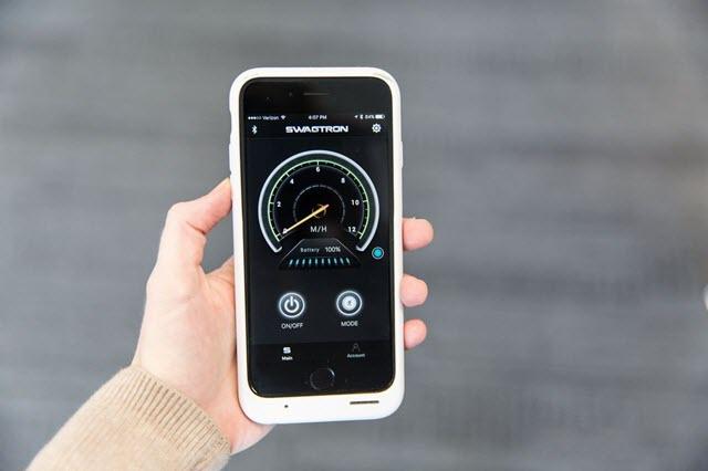 Swagtron Mobile App