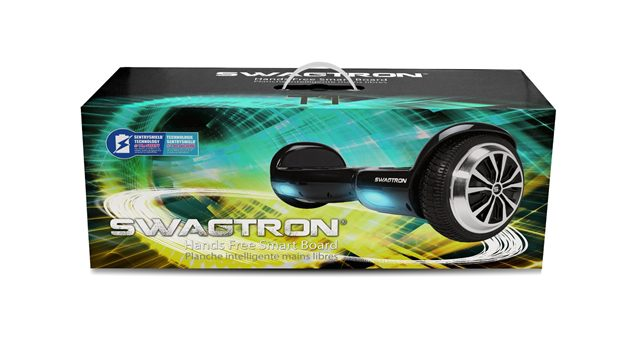 Swagtron Scooter Package