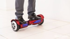 Swagtron T1 Two Wheel Self Balancing Scooter