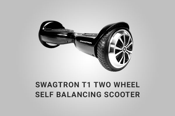 Swagtron T1 Two Wheel Self Balancing Scooter Review