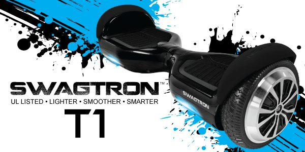 Swagtron T1 - Best Hoverboards Of 2016