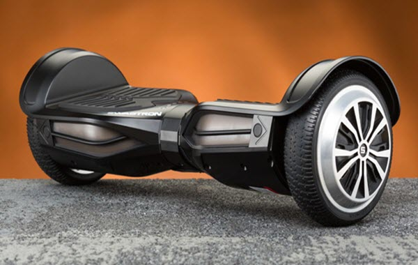 Side View of Swagtron T3 Hoverboard