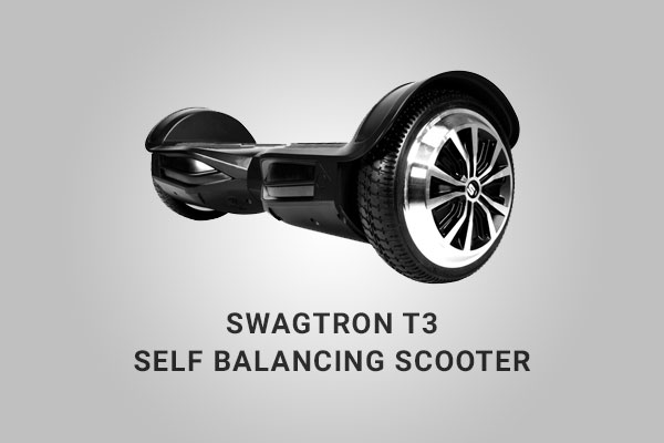 Swagtron T3 Hoverboard review