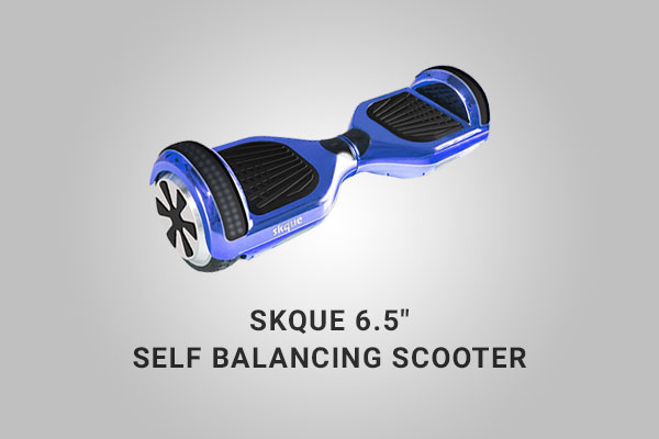 Skque 6.5 Inch Hoverboard Review