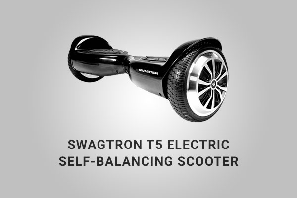 Swagtron T5 Riding