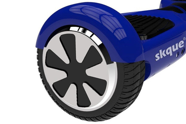 Wheel of Skque 6.5 Inch Hoverboard