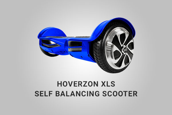 Hoverzon XLS Hoverboard Review