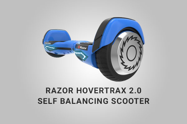 Razor Hovertrax 2.0 Unboxed