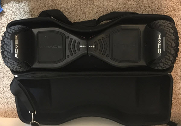 Halo Rover Hoverboard Unpacked