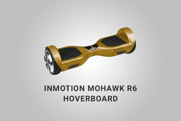 InMotion Mohawk R6 Hoverboard Review