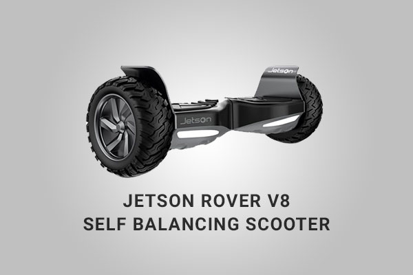 Jetson V8 Hoverboard Review