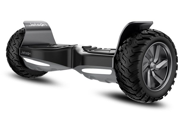 Jetson Rover V8 Self Balancing Scooter
