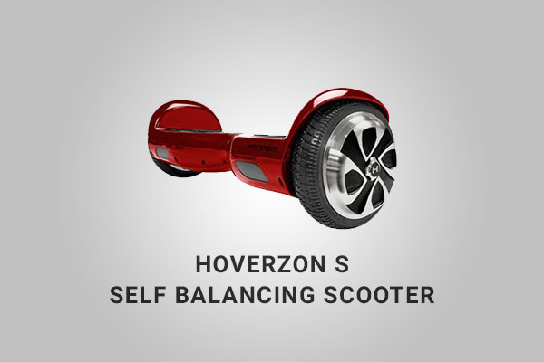 Hoverzon S Hoverboard review