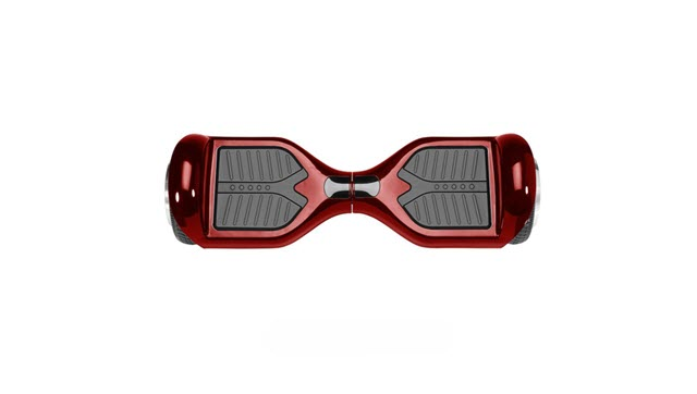 Top View of Hoverzon S Hoverboard