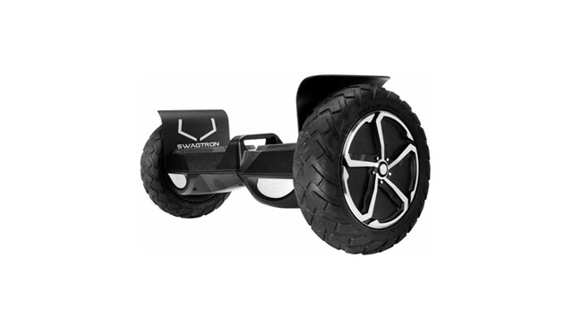Swagtron T6 Hoverboard Wheels