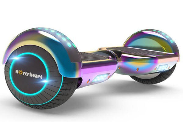 Hoverheart 6.5″ Hoverboard Review