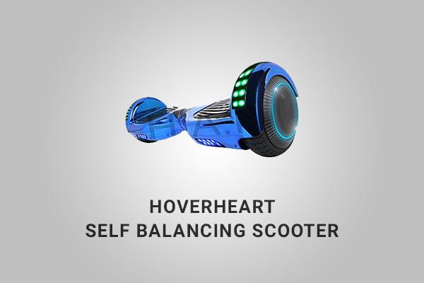 Hoverheart Wheel