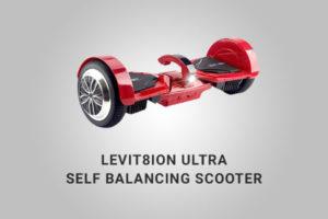 LEVIT8ION Ultra Self Balancing Scooter