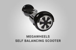 MegaWheels Self Balancing Scooter