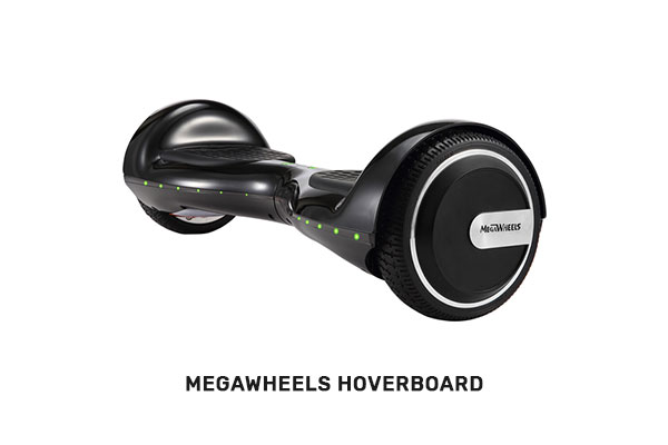 MegaWheels Hoverboard Review