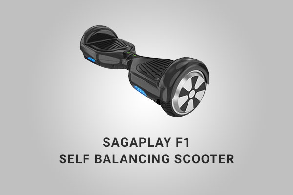SagaPlay F1 Hoverboard Review