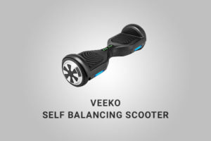 VEEKO Self Balancing Scooter