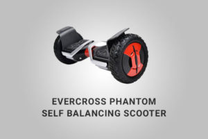 EVERCROSS Phantom Self Balancing Scooter