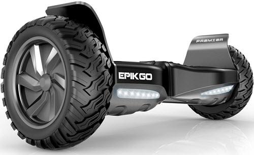 EPIKGO EL-ES03R Self Balancing Scooter