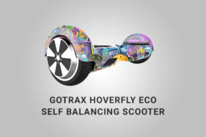 GOTRAX Hoverfly ECO Self Balancing Scooter