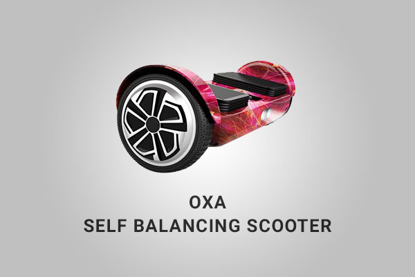 OXA Hoverboard Review