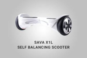 SAVA X1L Self Balancing Scooter