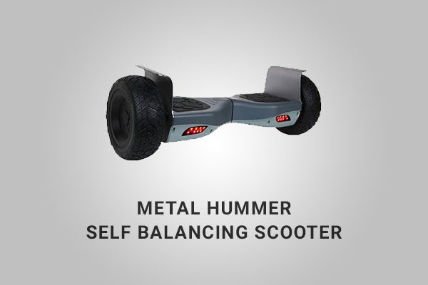 Metal Hummer Hoverboard Review