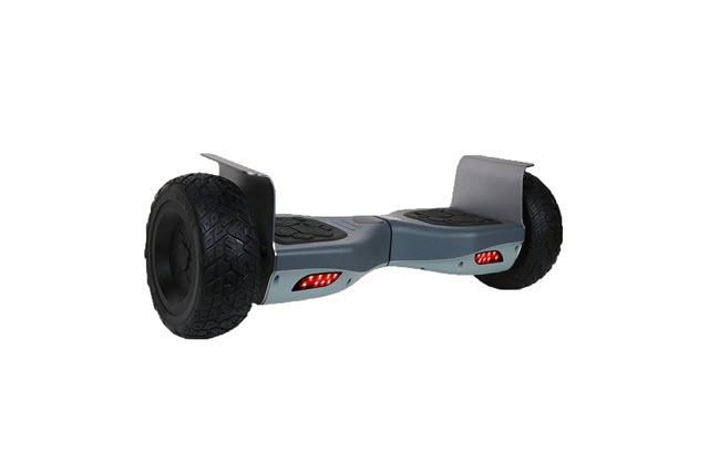 Metal Hummer Hoverboard