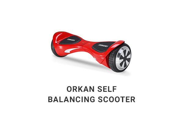 ORKAN Hoverboard Review