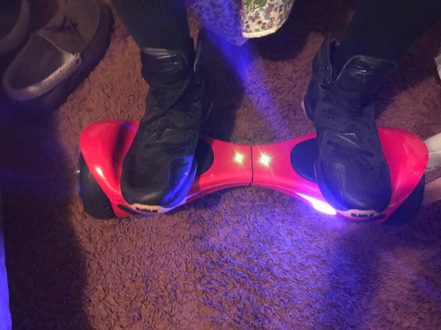 ORKAN Hoverboard LED Lights