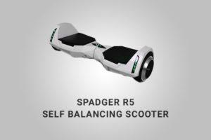Spadger R5 Self Balancing Scooter