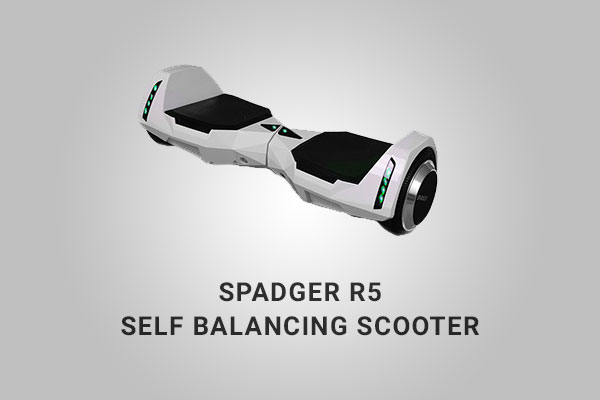 Spadger R5 Hoverboard Review