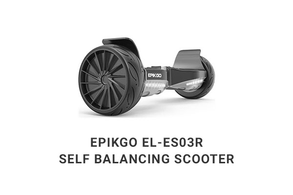EPIKGO EL-ES03R Hoverboard Review
