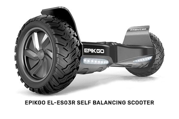 EPIKGO EL-ES03R Hoverboard Review
