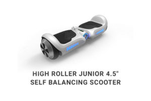 HIGH ROLLER JUNIOR 4.5″ Self Balancing Scooter