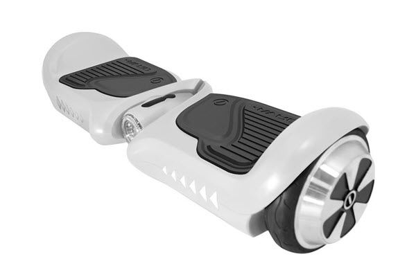 Side view of High Roller Junior 4.5 Hoverboard
